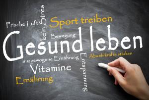 Ein gesunder und schlanker Körper ist das Ergebnis heilsamer Gewohnheiten.