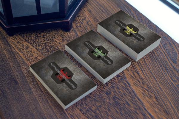 Das neue Kettlebell Germany Karten Spiel
