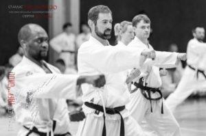 Tae Kwon Do Training beim jährlichen Großmeister Lehrgang in Kroatien